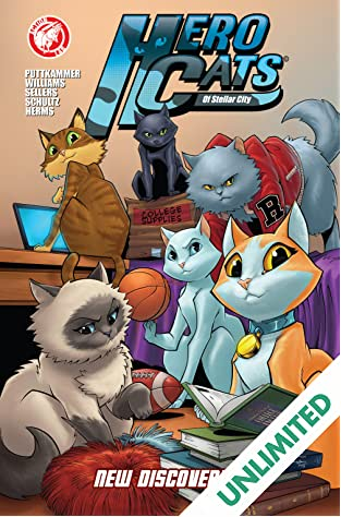 Hero Cats Vol. 2