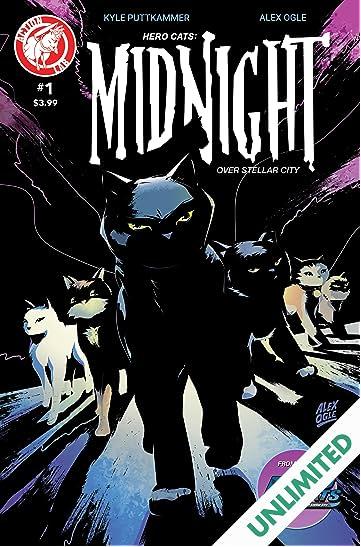 Hero Cats: Midnight Over Stellar City #1