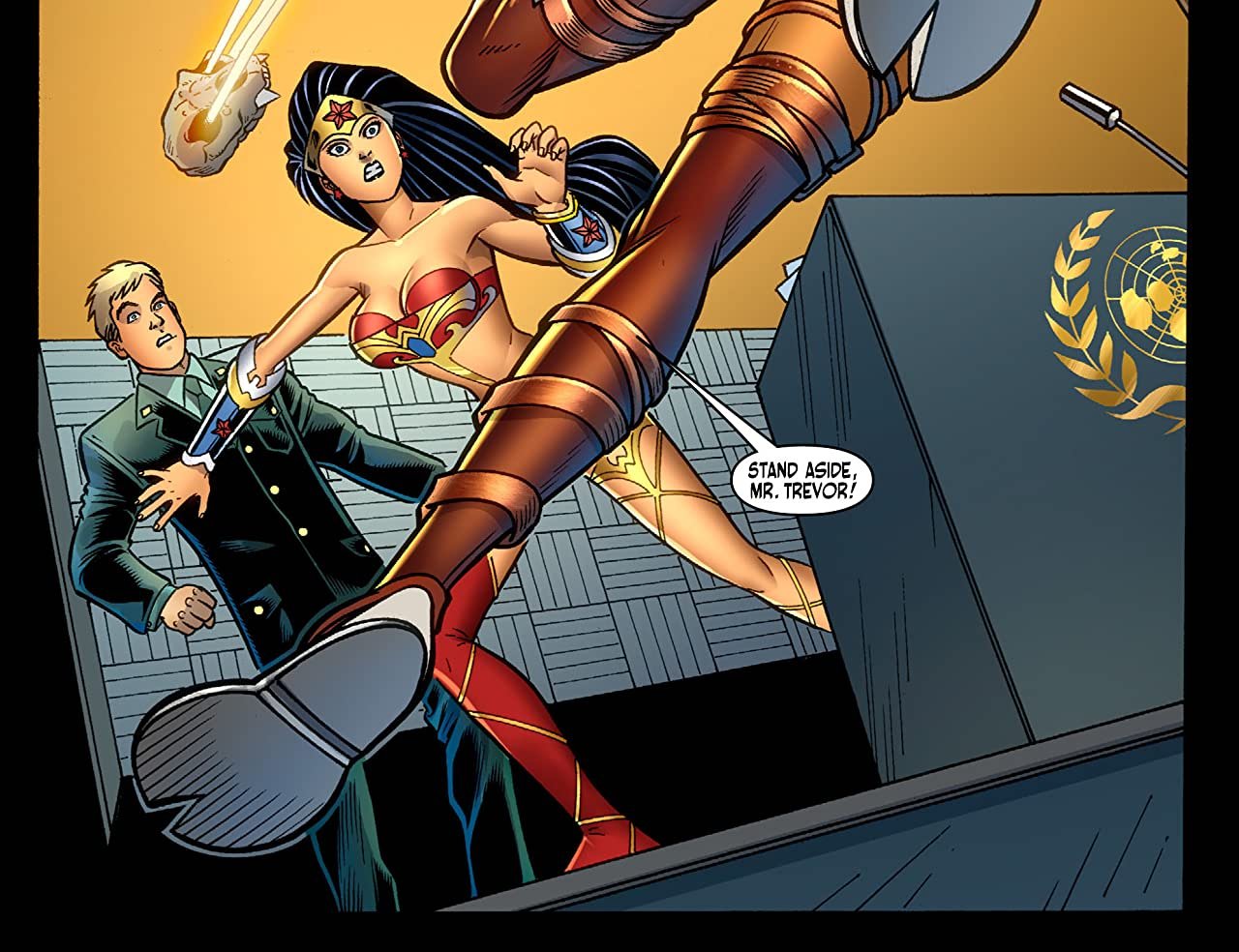 Ame-Comi I: Wonder Woman #3