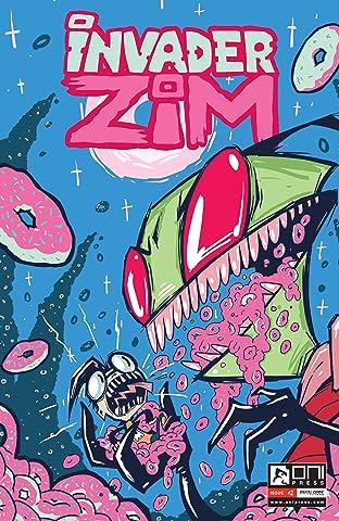 Invader ZIM No.2