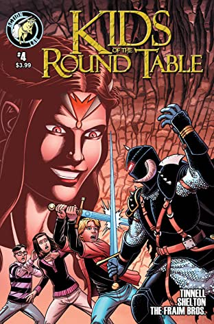Kids of the Round Table #4