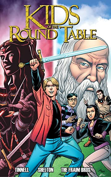 Kids of the Round Table Tome 1