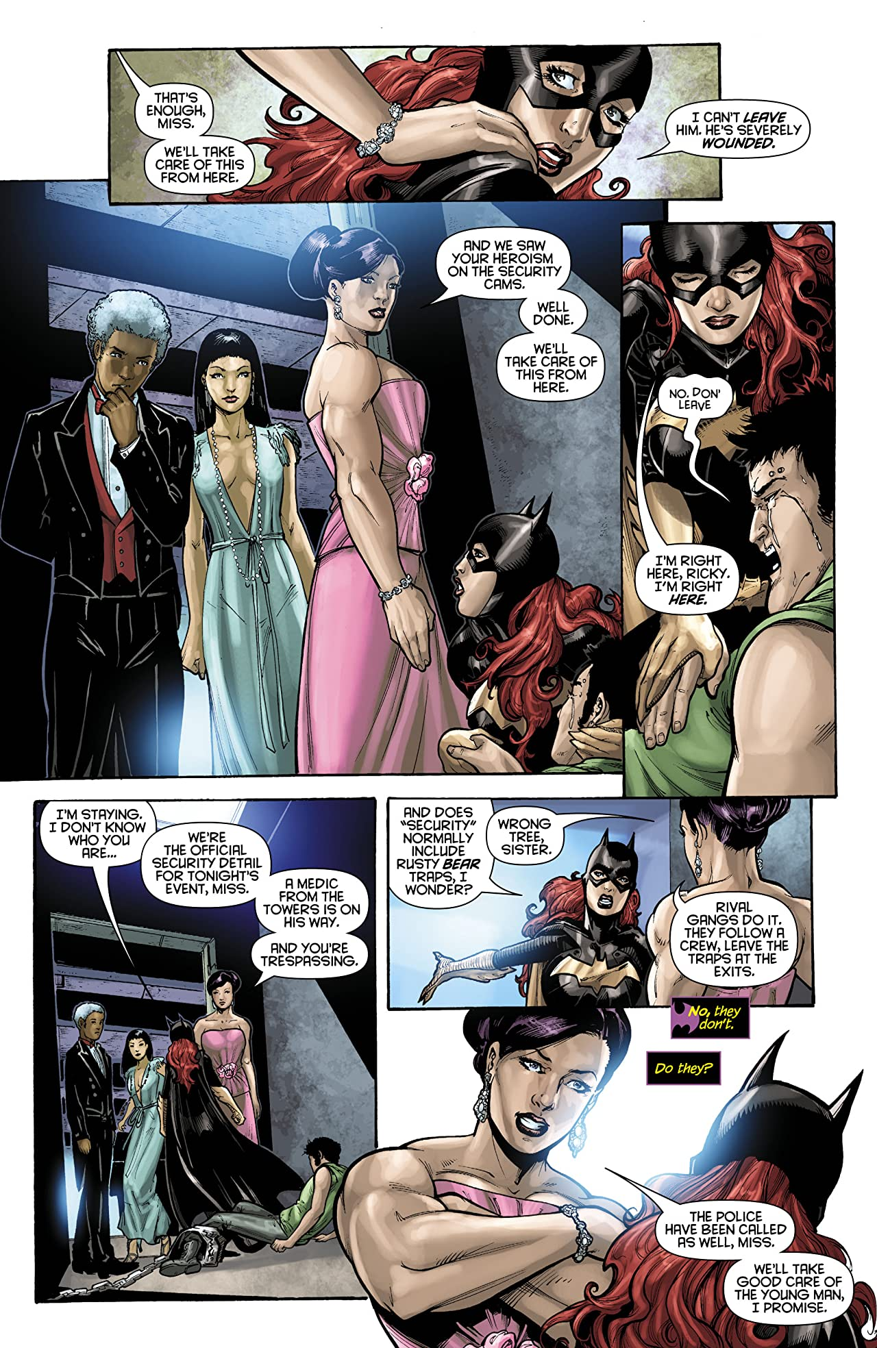 Batgirl (2011-2016) #10