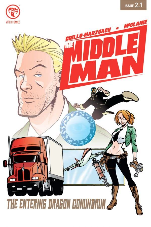 The Middleman Vol. 2 #1