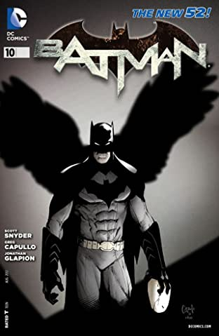 Batman (2011-2016) No.10