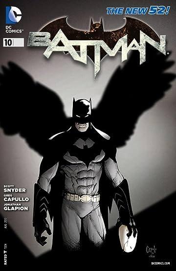 Batman (2011-2016) #10