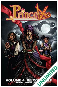 Princeless: Book 4 - Be Yourself