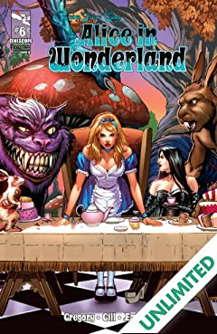 Alice In Wonderland #6