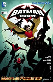 Batman and Robin (2011-2015) #10