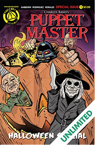 Puppet Master Halloween Special #1
