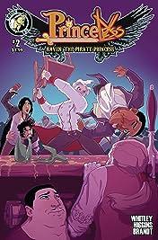 Princeless- Raven: The Pirate Princess #2