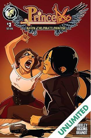 Princeless- Raven: The Pirate Princess #3