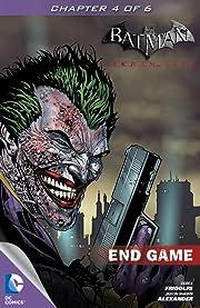 Batman: Arkham City: End Game No.4