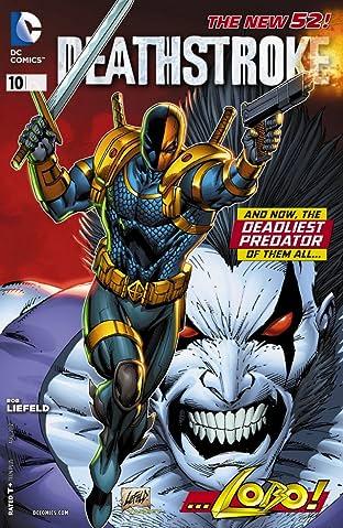 Deathstroke (2011-2013) #10