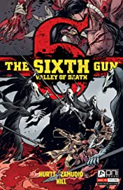 The Sixth Gun: Valley of Death #3 (of 3)