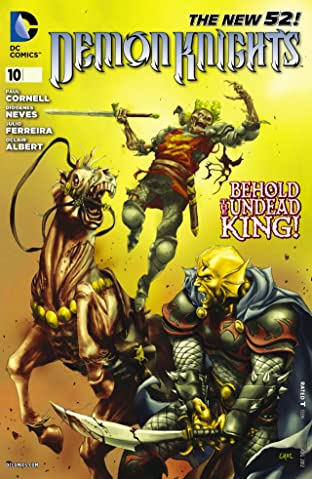 Demon Knights (2011-2013) #10