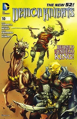 Demon Knights (2011-2013) No.10