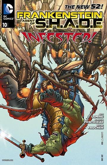 Frankenstein, Agent of SHADE (2011-2013) #10