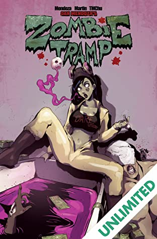 Zombie Tramp Vol. 5: Breaking Bath