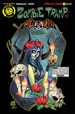 Zombie Tramp Halloween Special