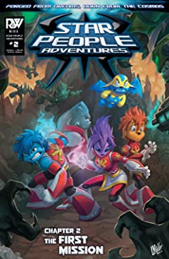 Star People Adventures #2