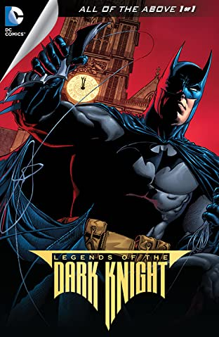 Legends of the Dark Knight (2012-2015) #2