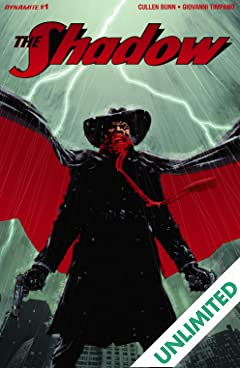 The Shadow Vol. 2 #1: Digital Exclusive Edition