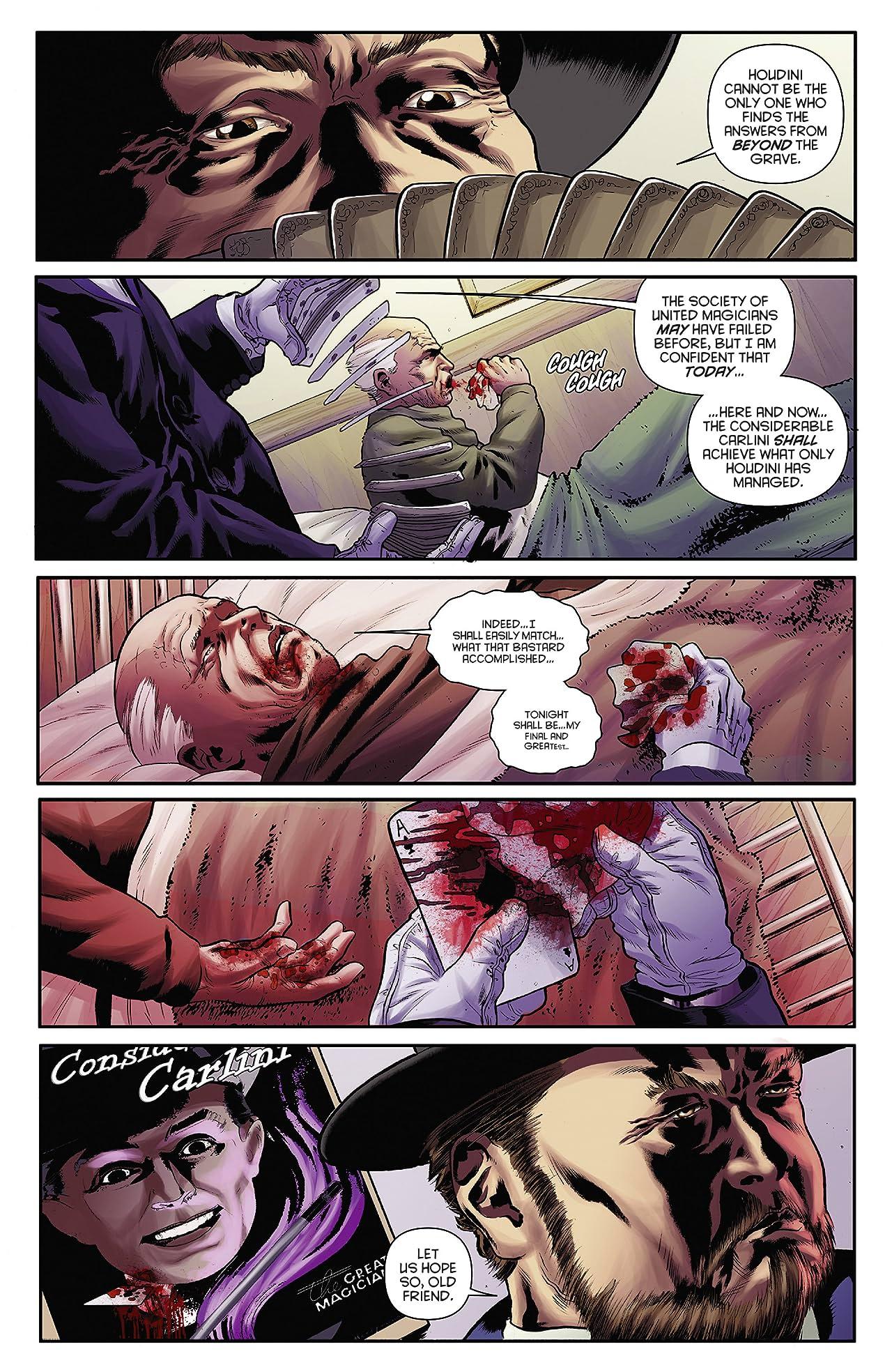 The Shadow Vol. 2 #1: Digital Exclusive Edition