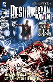 Resurrection Man (2011-2012) #10