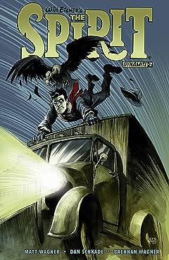 Will Eisner's The Spirit #2: Digital Exclusive Edition
