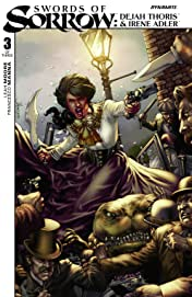 Swords of Sorrow: Dejah Thoris & Irene Adler No.3 (sur 3): Digital Exclusive Edition