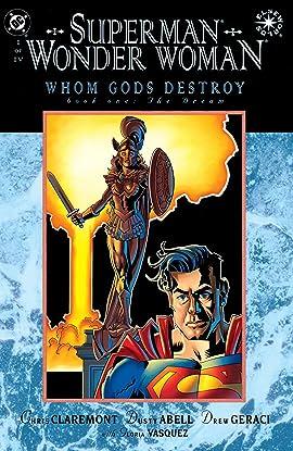 Superman/Wonder Woman: Whom Gods Destroy (1996-1997) #1