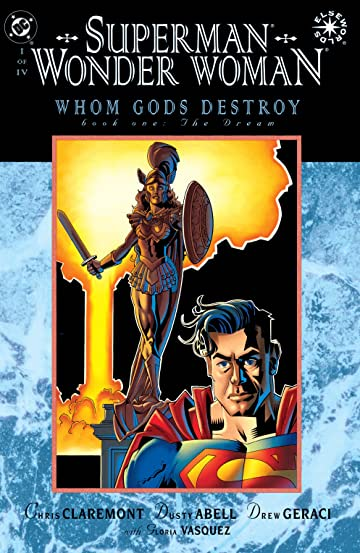 Superman/Wonder Woman: Whom Gods Destroy (1996-1997) #1