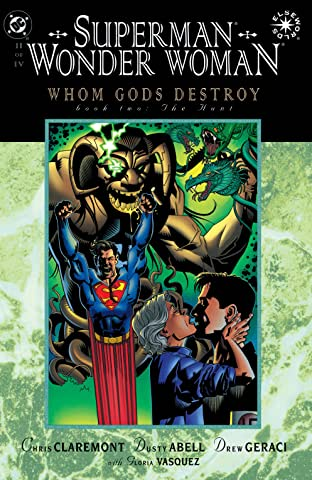 Superman/Wonder Woman: Whom Gods Destroy (1996-1997) #2
