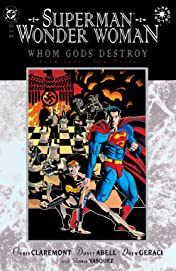 Superman/Wonder Woman: Whom Gods Destroy (1996-1997) #4