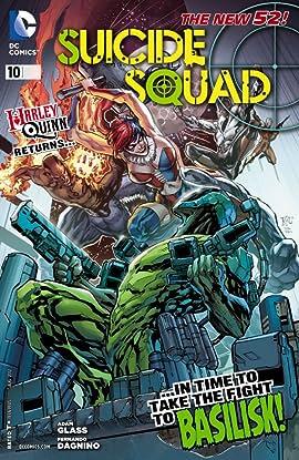 Suicide Squad (2011-2014) #10