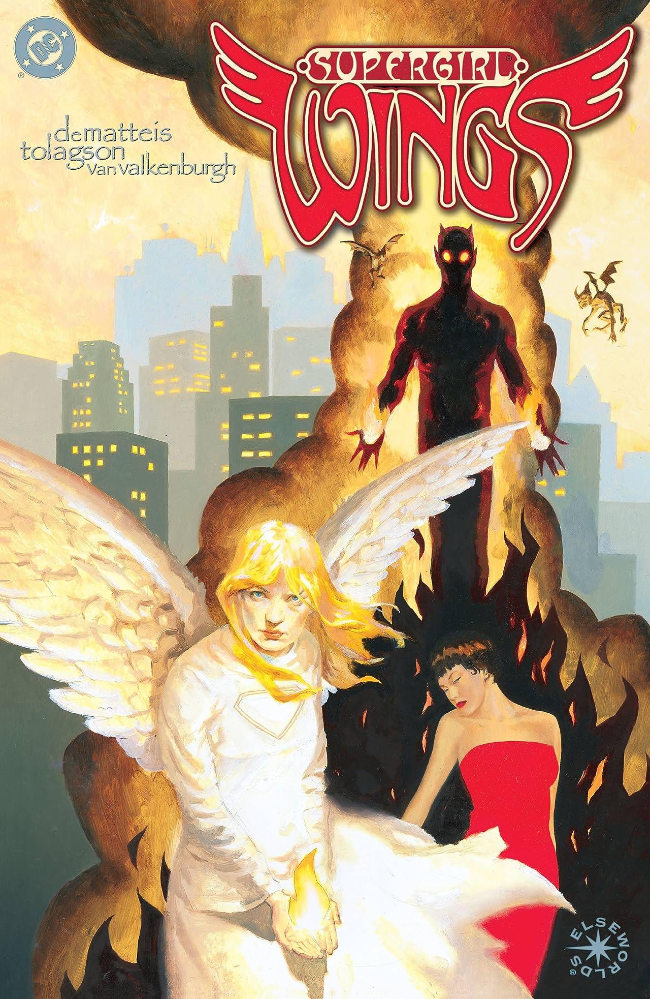 Supergirl: Wings (2001) #1
