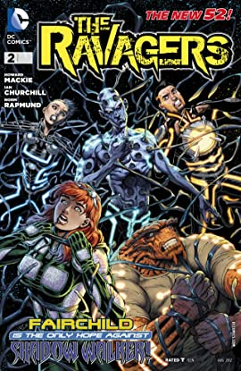 The Ravagers (2012-2013) #2