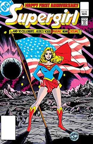 The Daring New Adventures of Supergirl (1982-1984) #13