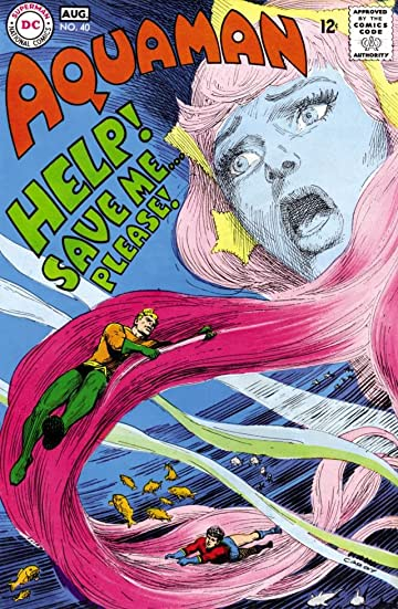 Aquaman (1962-1978) #40