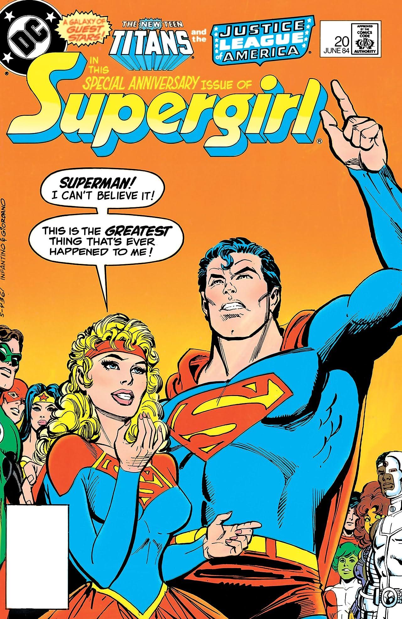 Supergirl (1982-1984) #20