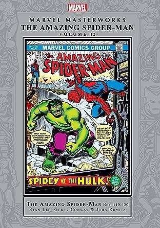 Amazing Spider-Man Masterworks Tome 12