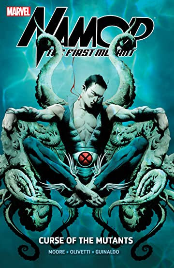Namor: The First Mutant Vol. 1: Curse of the Mutants