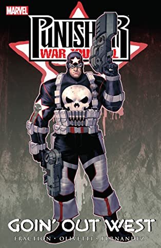 Punisher War Journal: Goin' Out West