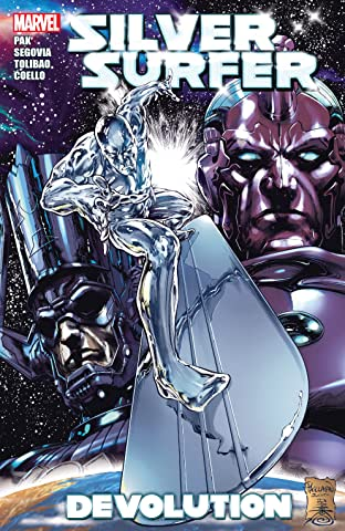 Silver Surfer: Devolution