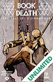 Book of Death: The Fall of X-O Manowar: Digital Exclusives Edition