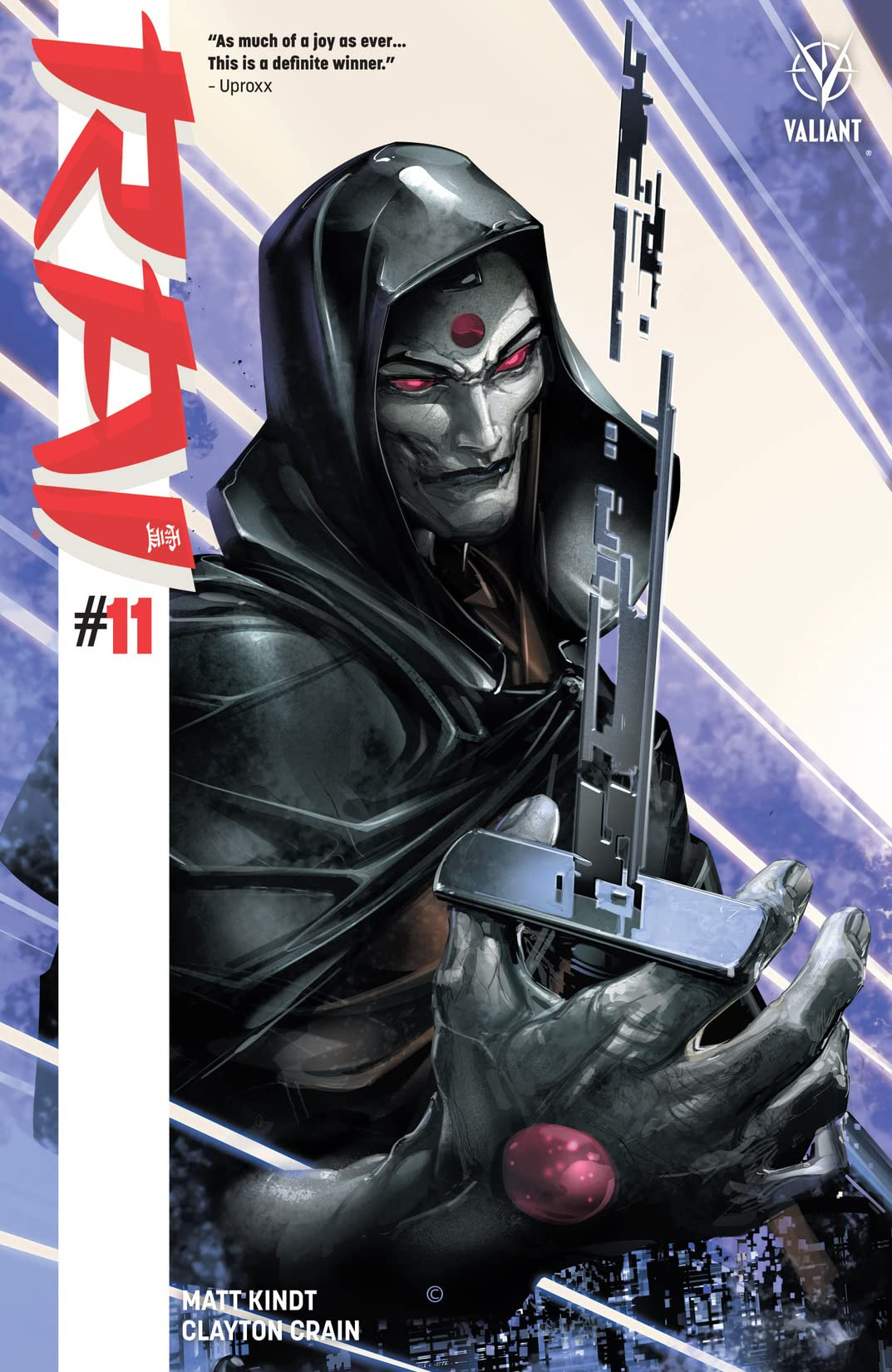 Rai (2014- ) #11: Digital Exclusive Edition