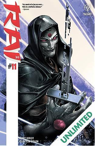 Rai (2014- ) #11: Digital Exclusive Edition