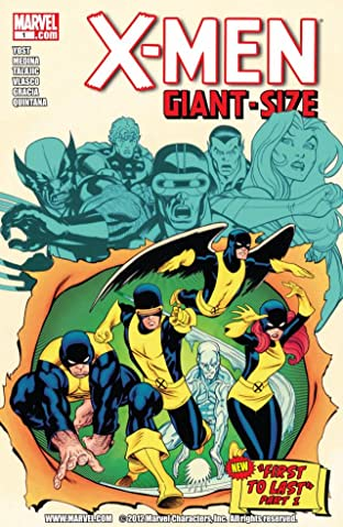 X-Men Giant-Size #1