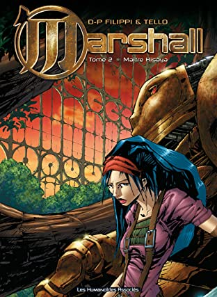 Marshall Vol. 2: Maître Hisaya
